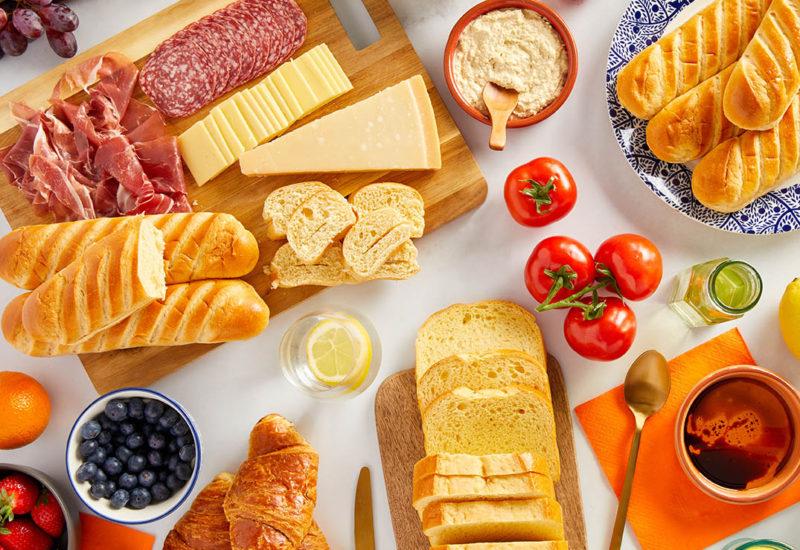 St Pierre Food Platter