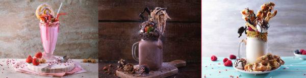 Milkshakes Slideshow