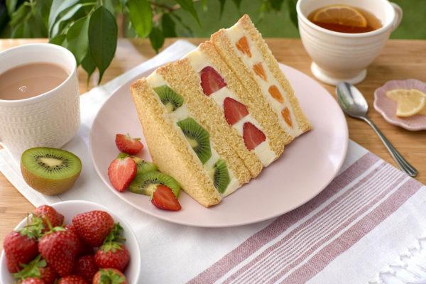 Japanese Sandwiches Summer Brioche Recipes