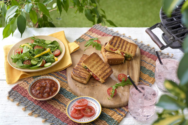 Loaf Cheese Toastie Summer Brioche Recipes