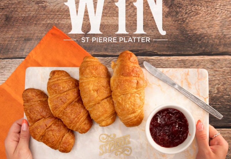 St Pierre Platter Competition