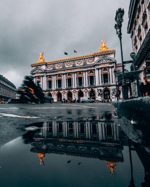 Paris Spooky Place - Palais Garnier