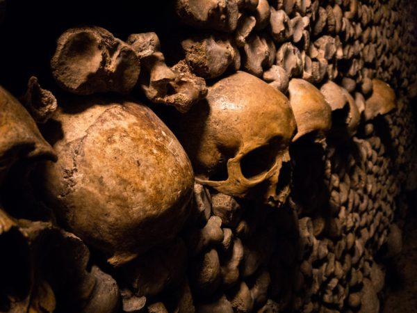 Paris Spooky Place - Catacombes