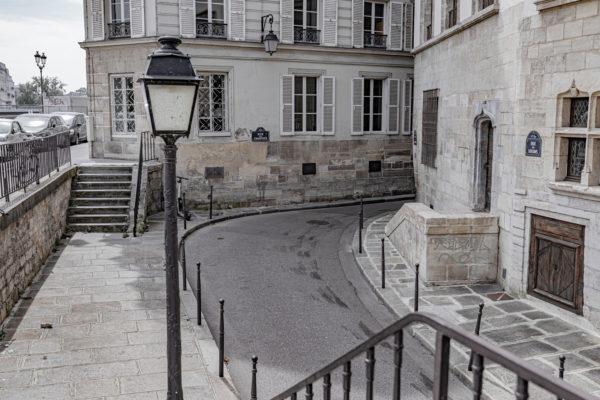 Paris Spooky Place - Rue des Chantres